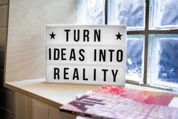 turn-ideas-into-reality