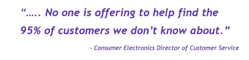 consumer electronics quote